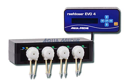 Aqua Medic reefdoser Evo 4 Dosieranlage 4-fach